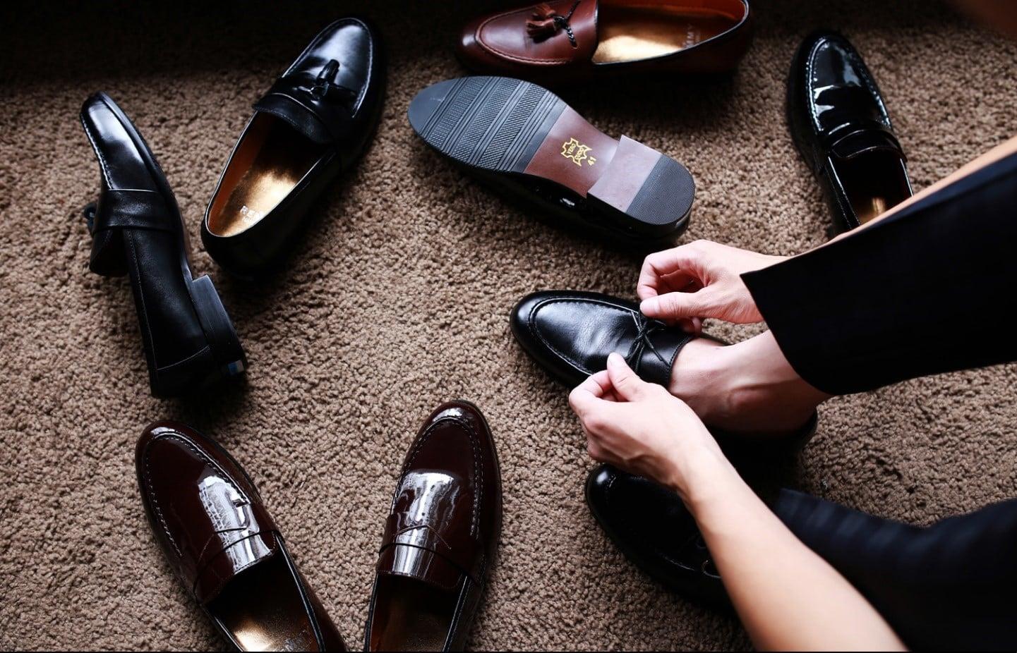 Tầm quan trọng của một đôi Giày tây đối với Nam giới